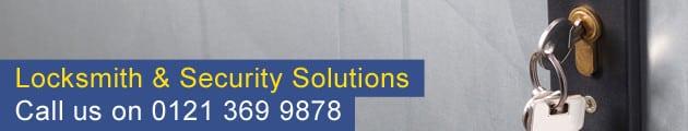 Rapid Response Locksmith Birmingham