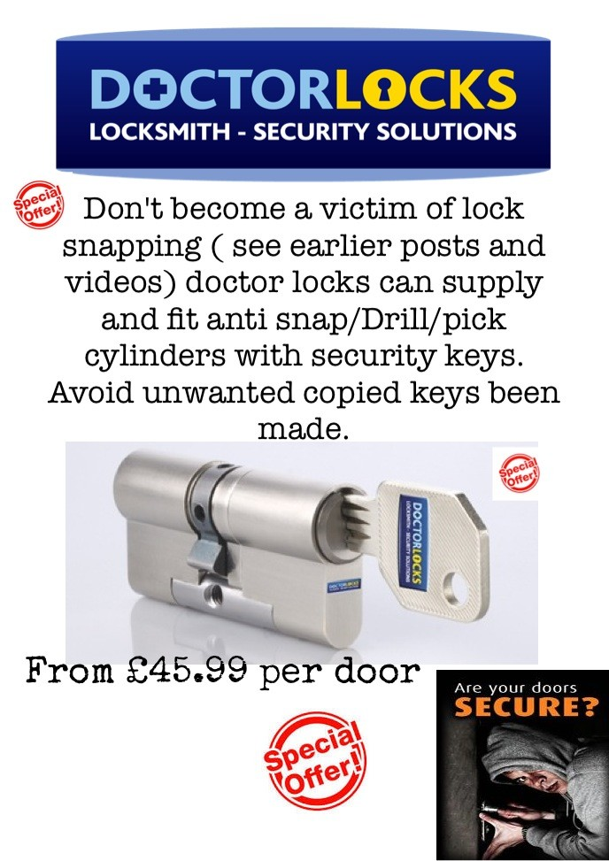 Offers from Doctor Locks - Locksmith in Birmingham